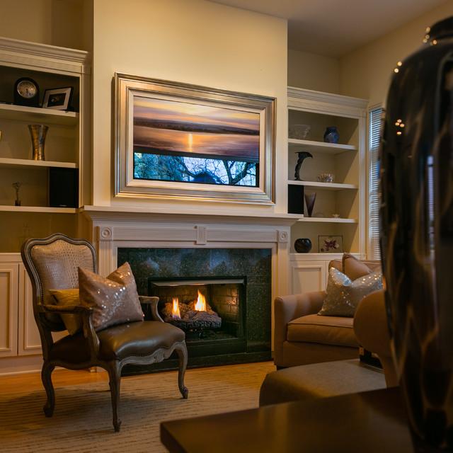 mirror TV FRAME 3 - Furniture & Mounts - Flint Audio & Video